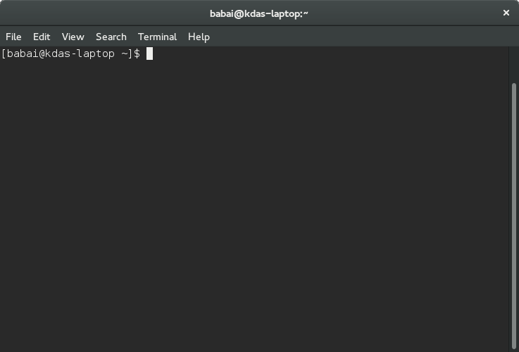 Shell commands — Linux command line for you and me 0 1